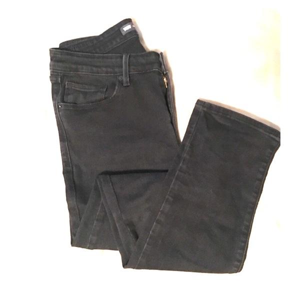 Levi's Denim - Levi's Mid Rise Soft Black Skinny Jeans Size 8